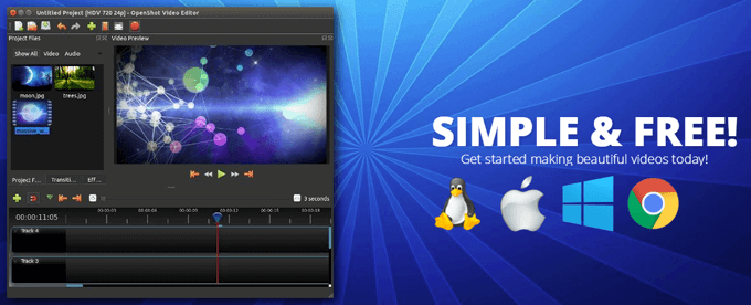 OpenShot Video Editor: How to Get Started